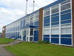 DS Smith Foam Products premises in Livingston, West Lothian, Scotland