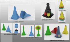 Design development of Funky Cones