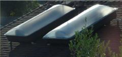 Plastics Solar Thermal Collector