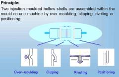 In Mould Assembly