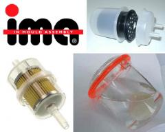 Examples of In Mould Assembly